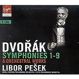 Dvorak: Complete Symphonies Nos. 1-9 & Orchestral