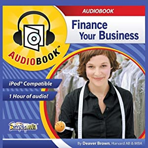 Finance Your Business Audiobook