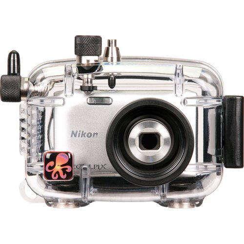 Ikelite Underwater Housing for Nikon Coolpix S3300 Digital ()