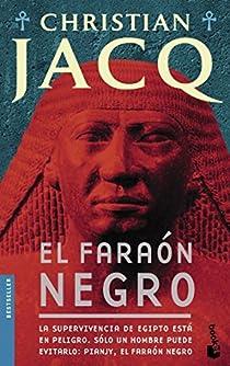 El faraón negro par Jacq
