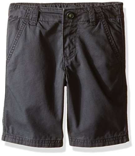 Crazy 8 Boys' Big Boys' Flat Front Short