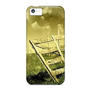 AQKFfVo6333ugWwF Tpu Phone Case With Fashionable Look For Iphone 5c - Peace In The Valley