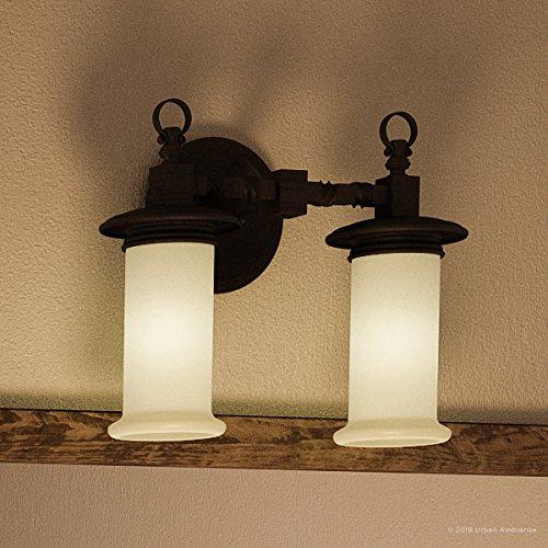 Luxury Tuscan Bathroom Vanity Light, Medium Size: 11