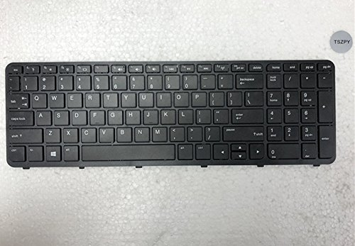 New For HP 350 G1 350 G2 355 G2 752928-001 758027-001 US black keyboard with frame