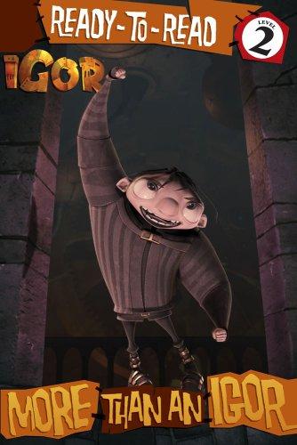 More Than an Igor (Ready-to-Read: Level 2) PDF