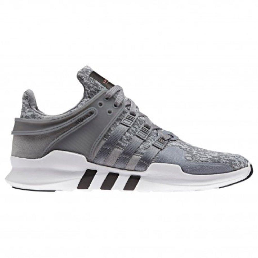 Adidas Damen EQT Niedrig Support ADV Sneaker Niedrig EQT Hals reines Grau 65d330