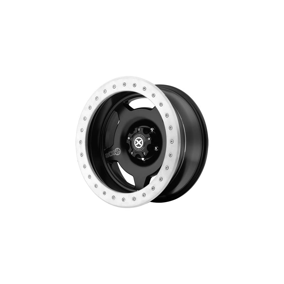 American Racing ATX  AX756 Wheel with Satin Black Finish (17x9/5x4.5)