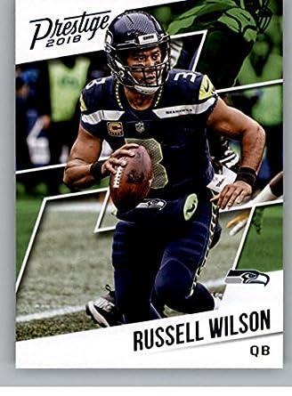 Amazoncom 2018 Prestige Nfl 191 Russell Wilson Seattle