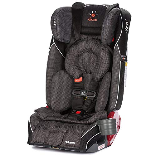 Diono Radian RXT All-in-One Convertible Car Seat, For Children from Birth to 120 Pounds, Shadow by Diono