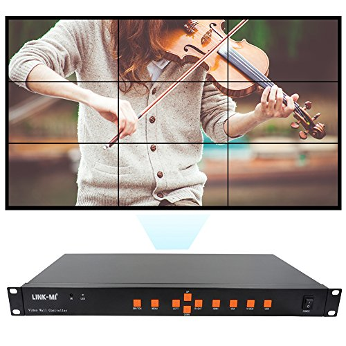 Video Wall Controller - 7