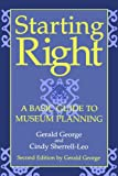 Starting Right, Gerald George, 075910557X