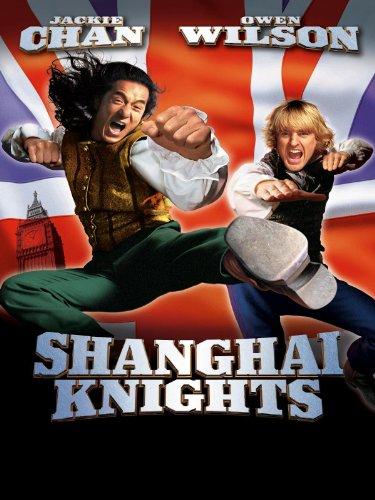 Amazon Com Shanghai Knights Jackie Chan Owen Wilson