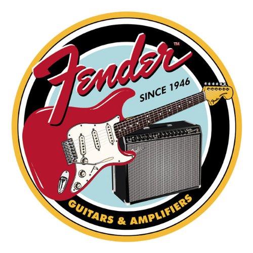 fender-round-guitars-amplifier-tin-sign