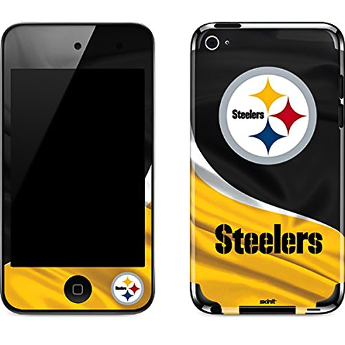 NFL Pittsburgh Steelers iPod Touch (4th Gen) Skin - Pittsburgh Steelers Vinyl Decal Skin For Your iPod Touch (4th Gen)