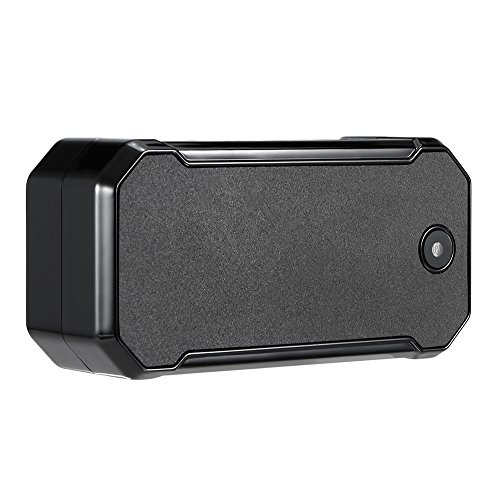 Lixada// Mini Portable USB Rechargeable Magnetic Vehicle GPS Tracker Wireless Outdoor Cycling Tracking System Real Time Locator Anti-Theft by Lixada/ (Image #2)