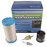 Stens 785-687 Engine Maintenance Kit, Replaces E-Z-GO: 611879, Fits E-Z-GO: RXV, 2008 and newer, with Kawasaki engines