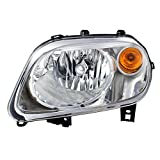 CarPartsDepot Fit 2006-2011 Chevy HHR 4DR Front Facial Head Light Lamp Driver Side GM2502262