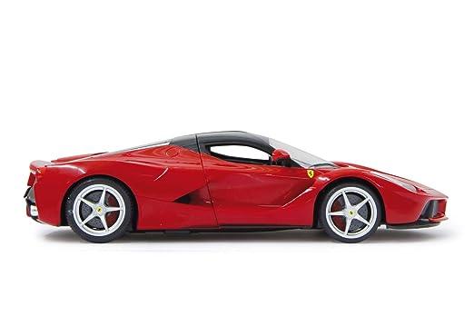 Ferngesteuertes Tür ferngesteuertes Modellauto 404130 RC Ferrari La Ferrari 1:14 rot 40MHz m