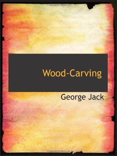 Download Wood-Carving: Design and Workmanship pdf