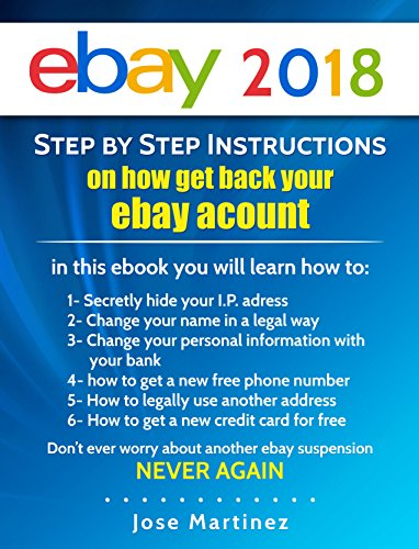 How to beat an eBay Suspension in - Book Address Virtual
