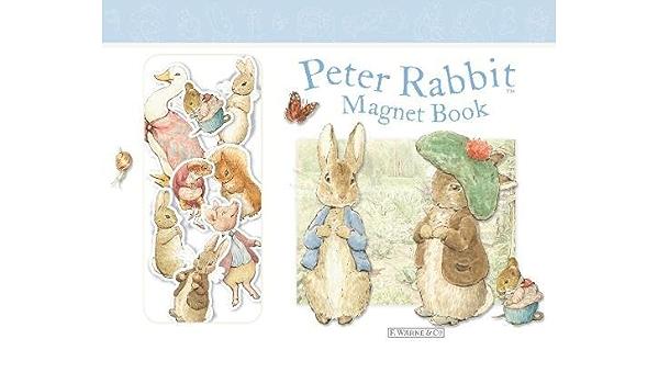 Peter Rabbit Magnet