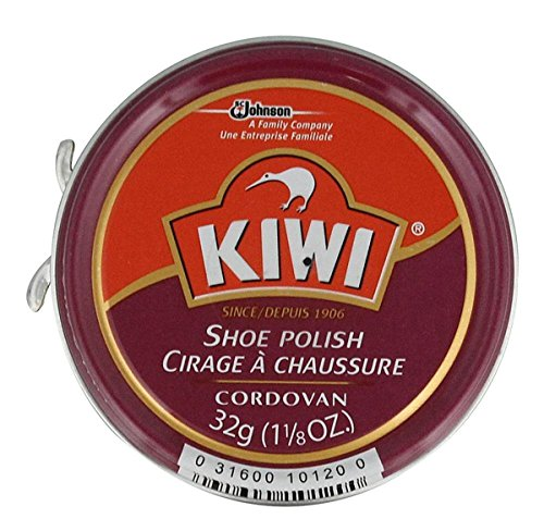 Kiwi Cordovan Shoe Polish, 1-1/8