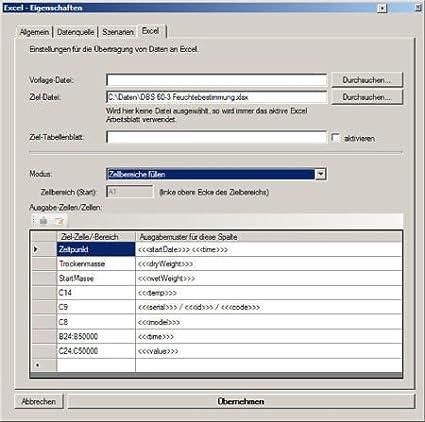 Software Balance Connection Kern SCD-4.0 Per la trasmissione diretta dei dati di pesata nelle applicazioni Windows