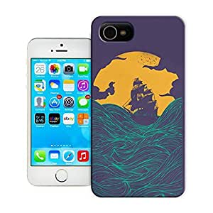 Unique Phone Case Other patterns High seas Art Print Hard Cover for 5.5 inches iphone 6 plus cases-buythecase wangjiang maoyi