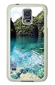 Samsung Galaxy S5 Case and Cover - Palawan, Philippines PC Hard Case Cover for Samsung Galaxy S5 White