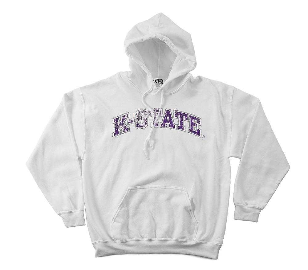 Hooded Sweatshirt NCAA mens 50//50 Blended 8 oz