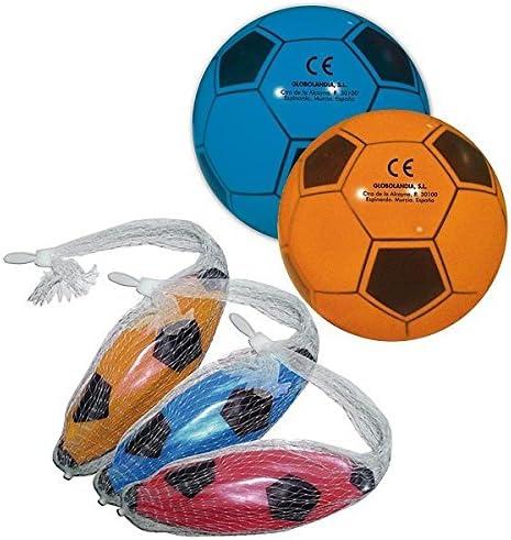 10 balones de plastico niños 23 cm desinflado: Amazon.es: Juguetes ...