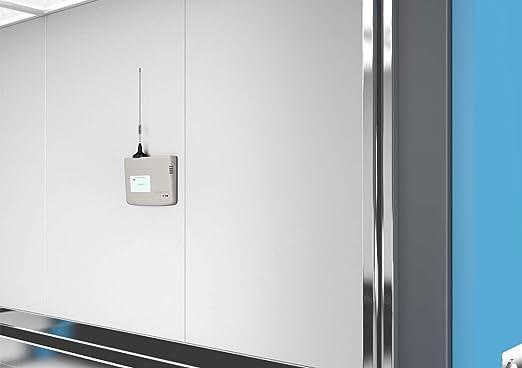 YATEK Enlace gsm GSM212, Ideal para Ascensores, alarmas y centralitas sin Acceso a la Linea Fija