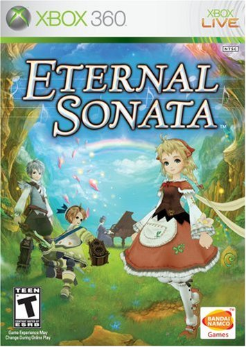 Eternal Sonata - Xbox 360 (2008 Games Xbox 360)