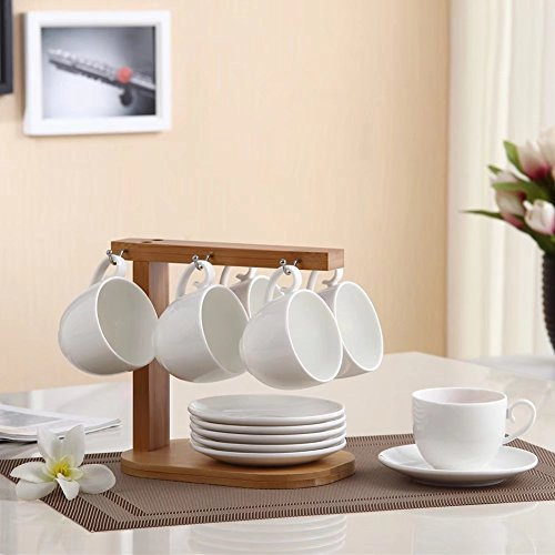 Buy coffee cup stand with cups