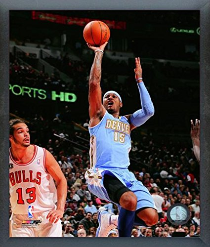 Carmelo Anthony Denver Nuggets Action Photo (Size: 17