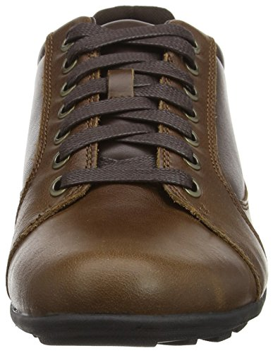 Timberland Low Profile Plain Toe Oxfords Mens Leather Shoes Brown discount shopping online outlet view outlet real buy cheap choice ro8NF