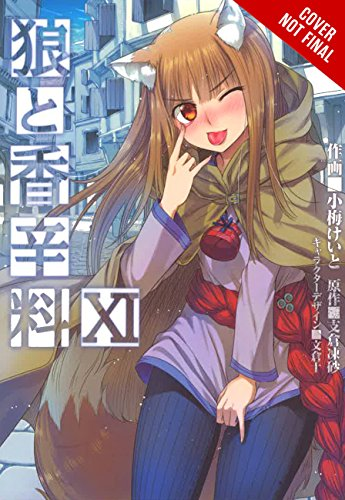 Spice and Wolf, Vol. 11: Side Colors II - light novel