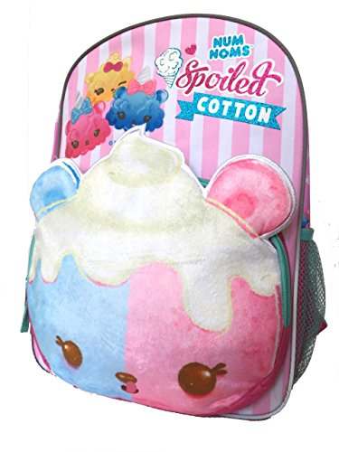 "Num Noms 16"" Cotton Candy Backpack"