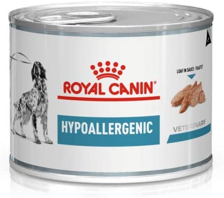 ROYAL CANIN Dog Hypoallergenic Comida para Perros - 200 gr