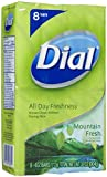 Dial Bar Soap - Mountain Fresh - 4 oz - 8 ct