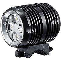 Revtronic 1600 Lumens LED Bike Light Bundle