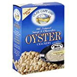 Olde Cape Cod, Cracker Oyster, 8-Ounce (12 Pack)