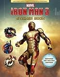 Iron Man 3 Sticker Book (2013)