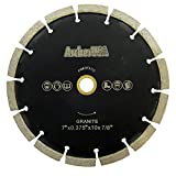 Archer USA Crack Chaser Diamond Saw Blade for Concrete Repair (7 inch)