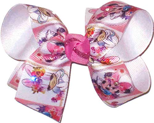 (DS-241M Medium Minnie Mouse and Daisy Duck Double Layer Overlay)