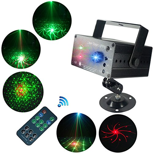 Laser Led Club Lighting