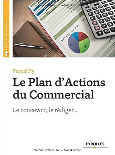 Lire un Le plan d'actions du commercial epub, pdf