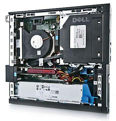 Complete set of 21.5 Monitor and Dell OptiPlex Quad Core i5-2400 8GB 1000GB WiFi Windows 10 64-Bit Desktop PC Computer Certified Refurbished