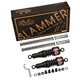 Burly B28-1001B Black Slammer Kit