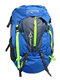 JanSport Klamath 65 Backpack - Blue Streak/Navy Moonshine / 29.5'H x 15'W x 11.5'D